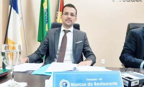 Vereador Marcos do Restaurante cujo irmão é sócio de bar multado pela fiscalização propõe perdão geral das multas