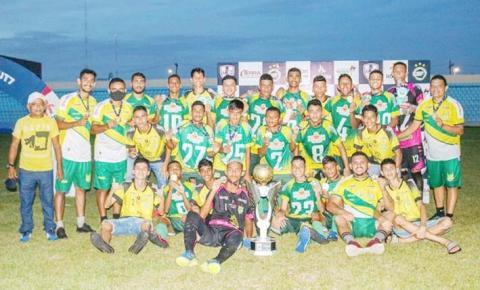 Açailândia com União Bom Jardim e Gol de Placa é campeão e vice do Estadual de Fut7 sub-17