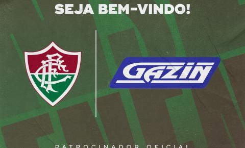 Grupo Gazin é o novo patrocinador do Fluminense
