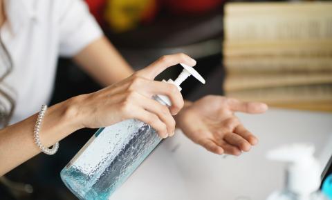 Higienização das mãos salvam vidas?