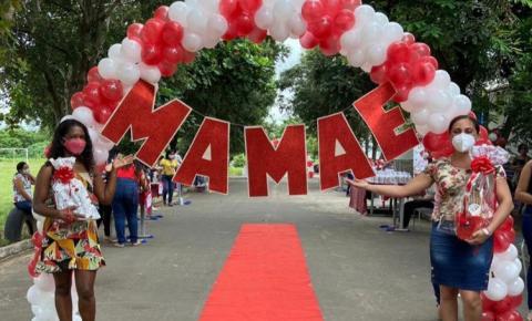 Escolas municipais comemoram o Dia das Mães