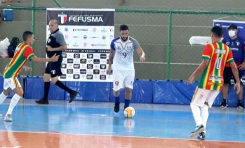 Sampaio Araioeses, Villa Nova e Shekina vencem no Estadual Adulto de Futsal