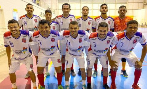 Em Teresina, Balsas Futsal encara o JES na estreia da Copa do Brasil