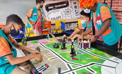 SESI inicia hoje fase regional de Torneio de Robótica