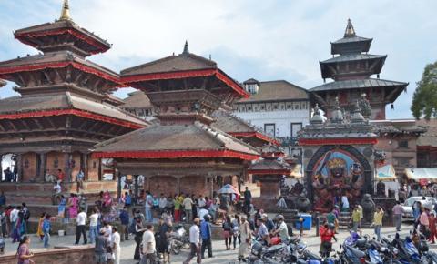 Nepal um país místico e surpreendente