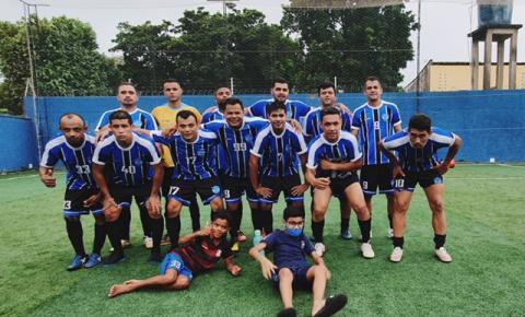 Grêmio Maranhense mantém invencibilidade na Copa Papai Bom de Bola +30