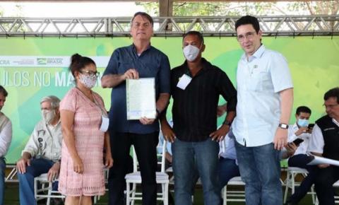 Mais de 17 mil documentos de titulação de terra são entregues em Açailândia