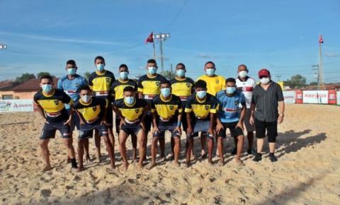 Bom Jardim leva o título da 3ª etapa do Maranhense de Beach Soccer