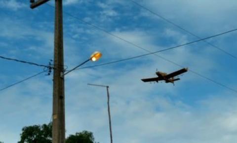 MPF obtém decisão que obriga órgãos a tomarem providências contra lançamento aéreo de agrotóxico nas lavouras no Maranhão