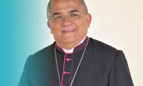 Papa nomeia dom Gilberto Pastana como novo arcebispo de São Luís