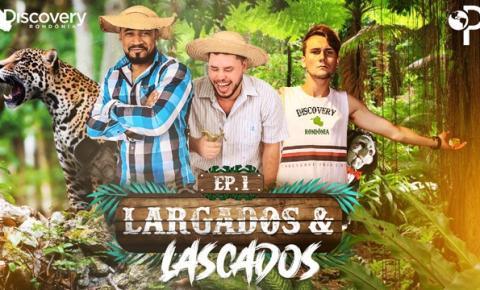Jovens de Rondônia parodiam famoso programa de tv, Largados e Lascados.