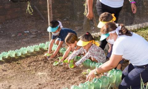 Semana mundial do Meio Ambiente nas escolas municipais