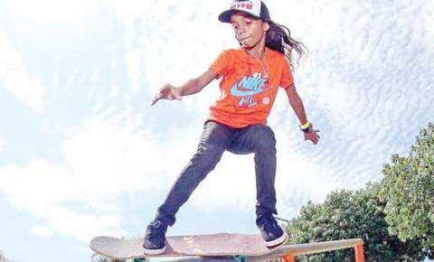 Imperatrizense Rayssa Leal é a atleta mais nova da história olímpica do Brasil