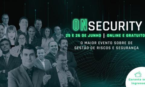 Evento de TI e Cibersegurança online e gratuito oferece diversos prêmios para quem participar e indicar amigos