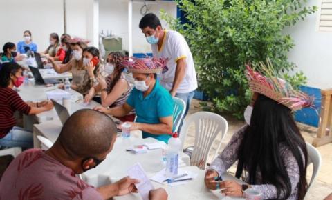 Arraial da Vacinação contra a Covid-19 contempla moradores de Açailândia