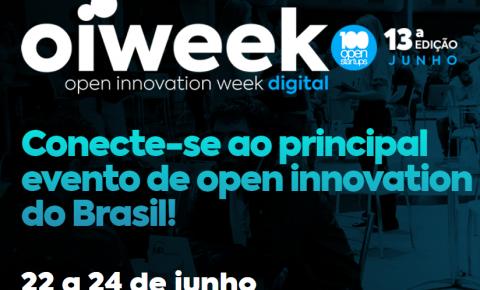 Oiweek - edição junho será realizada em parceria com a Tecnopuc