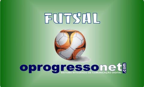João Lisboa na Taça Cidade de Futsal