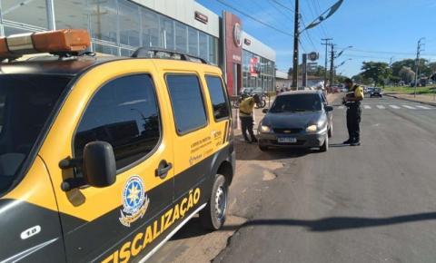 Operação 'Transporte Seguro' flagra transporte irregular de passageiros