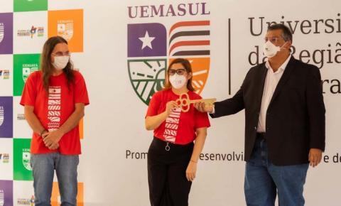 Entrega de novo prédio faz da UEMASUL um projeto consolidado na Região Tocantina