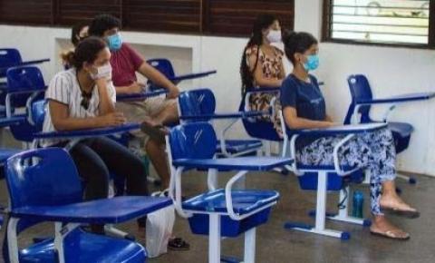 PAES 2021: Primeiro grupo realiza prova em clima de tranquilidade