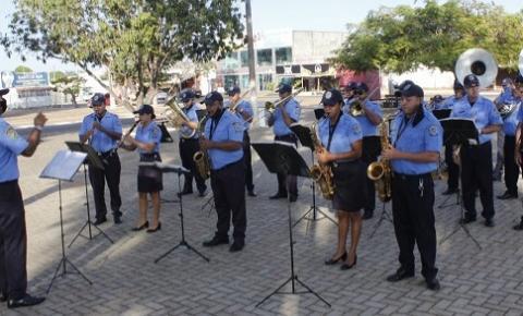 160 anos de emancipação política: tocatas em todo o município dão início às comemorações do aniversário de Porto Nacional