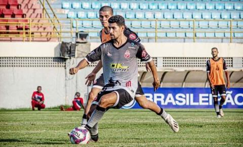 Imperatriz se concentra em Porto Franco para jogo contra o Tocantinópolis
