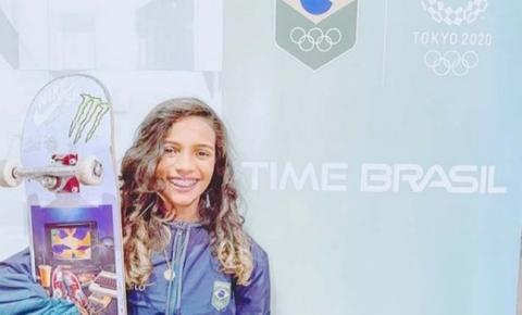 Rayssa Leal vive a expectativa da estreia nas Olimpíadas de Tóquio