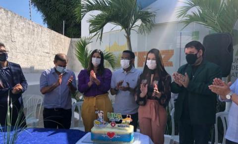 Solenidade celebra 5 anos de serviços da UPA São José