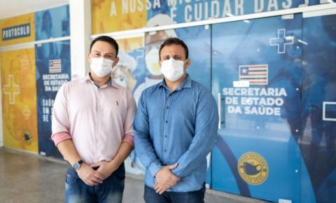 Governo e Universidade Ceuma desenvolvem pesquisa sobre a CoronaVac e permanência de anticorpos contra a Covid-19