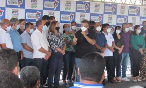 Secretaria de Estado da Região Tocantina tem  sede oficializada pelo governador Flávio Dino