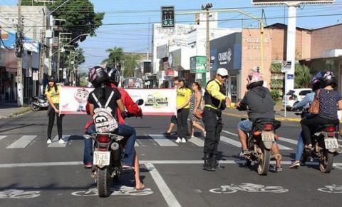 Dia do Motociclista será celebrado com blitz educativa