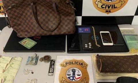 Polícia prende em Imperatriz suspeito de integrar quadrilha de hackers
