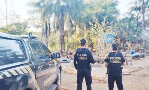 Empresários pagam boletos mediante invasão de contas e são alvos da PF no Tocantins