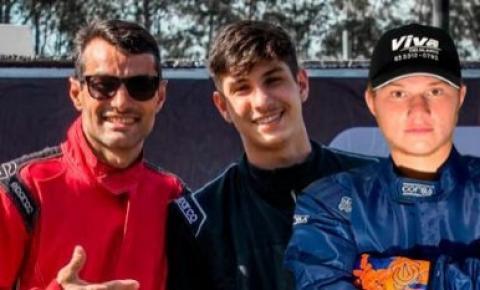 Pilotos gurupienses disputam Campeonato Brasileiro de Drift
