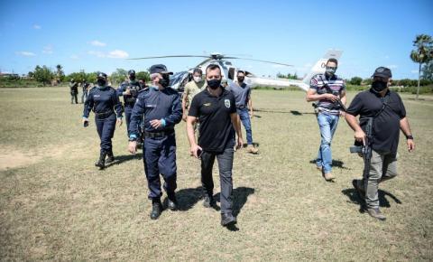 SSPDS apresenta balanço com 18 suspeitos capturados e 12 armas de fogo apreendidas na Caucaia