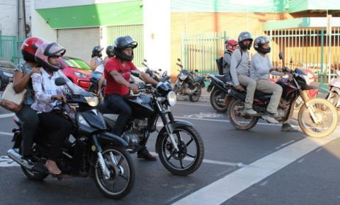 Ações educativas comemoram Dia do Motociclista em Imperatriz