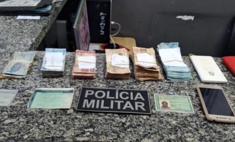 Dupla suspeita de assaltar PM e de balear outro policial é presa no interior do Maranhão