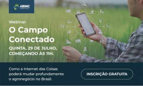 Evento debate impactos da Internet das Coisas no agronegócio brasileiro