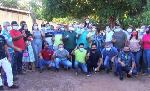 Hildo Rocha coloca emenda para saúde pública de São João do Paraíso e anuncia outros benefícios