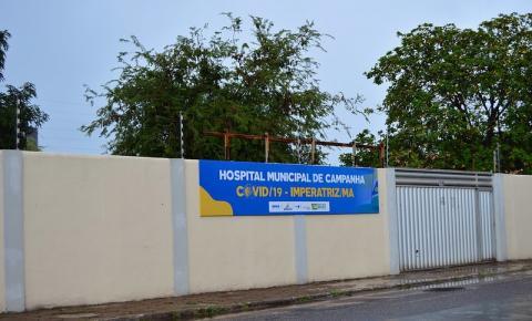 Prefeitura encerra atividades do Hospital de Campanha