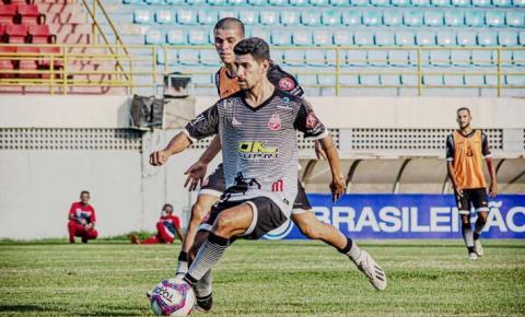 Imperatriz viajou ontem para jogo contra o Guarany de Sobral
