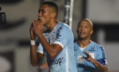 Santos desencanta na etapa final e vence Juazeirense