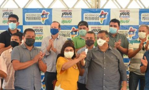 Weverton cumpre agenda em Sambaíba, Pastos Bons e Balsas