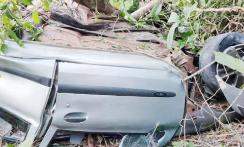 Acidente deixa quatro mortos em Araguatins