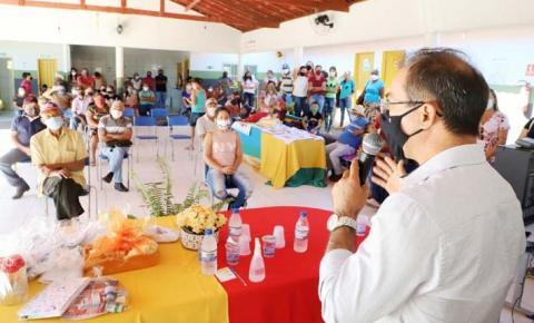 Wagner Rodrigues leva atendimento médico, palestras e cursos profissionalizantes para a zona rural de Araguaína