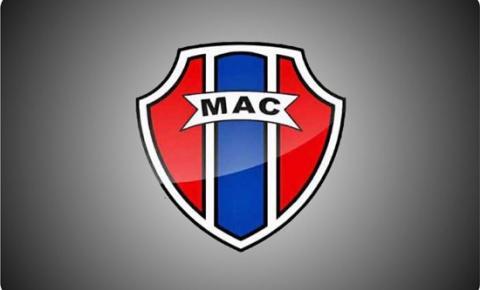MAC anuncia zagueiro para Série B do Estadual