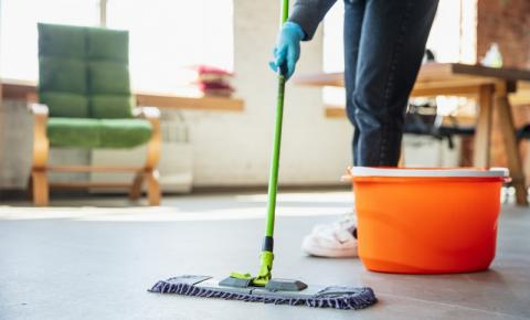 Mantendo o ambiente limpo para prevenir doenças