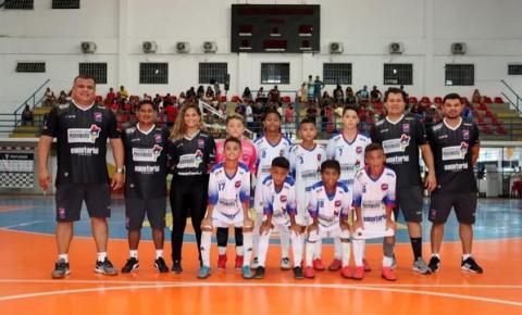 Equipe do Balsas é campeã geral do Estadual de Futsal