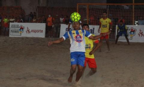 Semifinais do Maranhense de Beach Soccer ocorrem neste sábado (31)