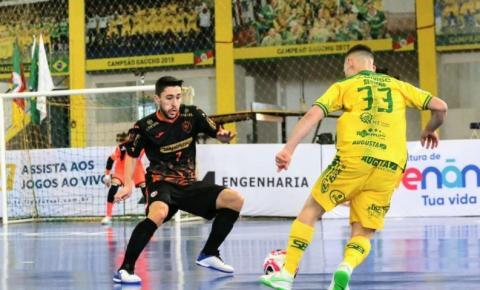Futsal: Carlos Barbosa vira no fim e complica situação da Assoeva